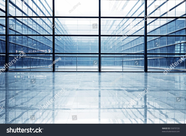 Image Windows Morden Office Building Stock Photo 55870720 ...