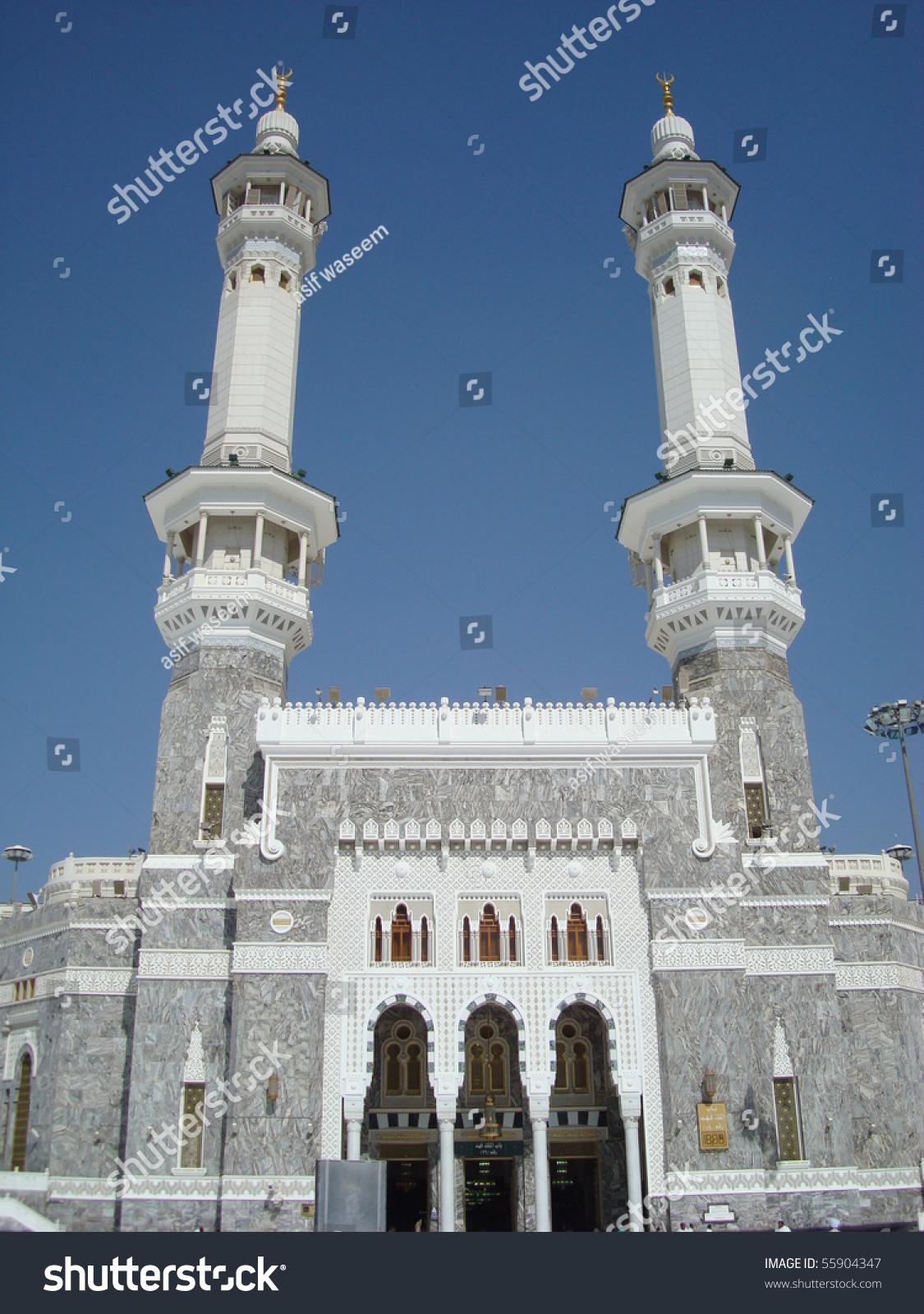 gate of kaaba