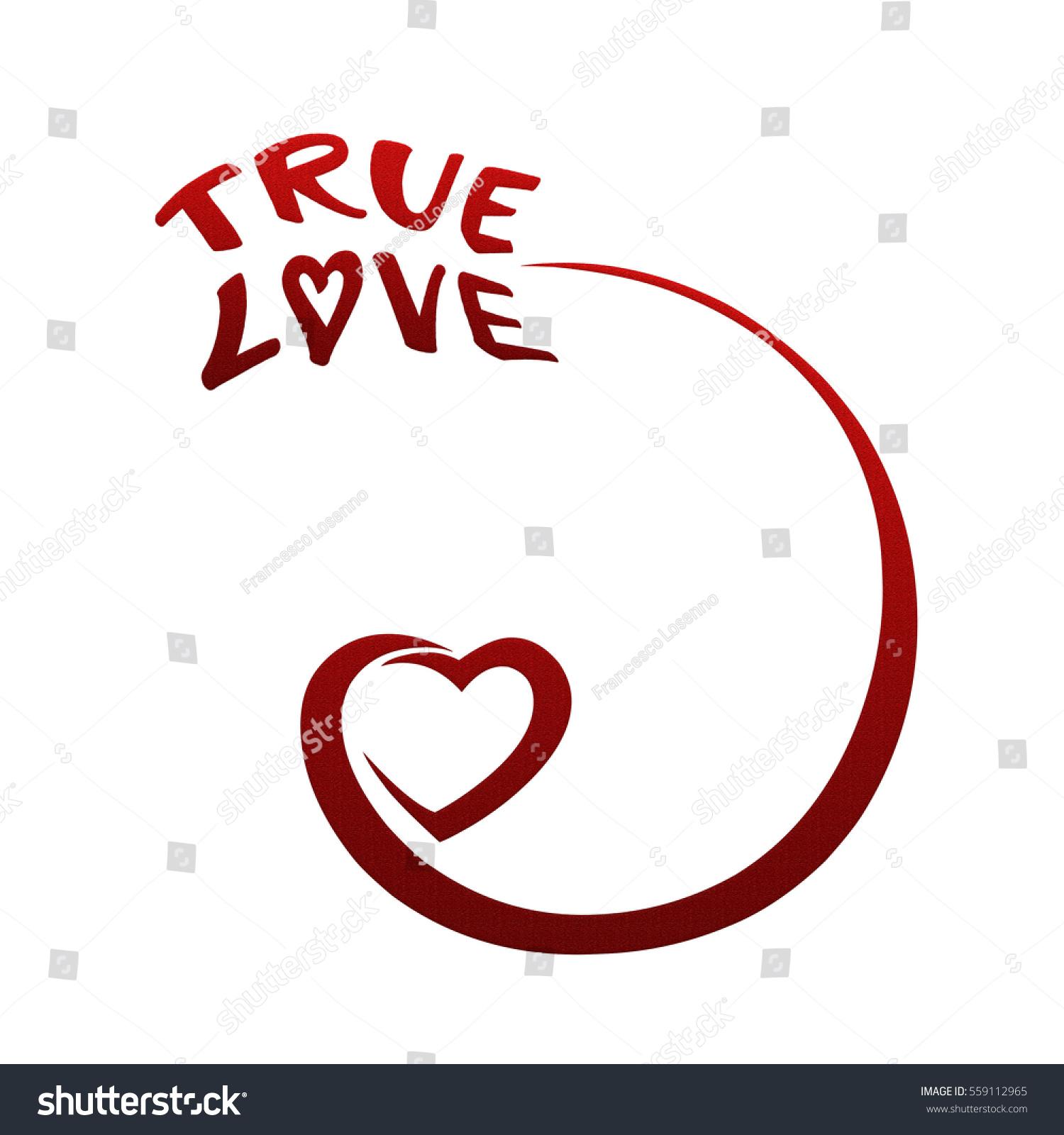 Love Has No Age True Love Stock Illustration 559112965 Shutterstock
