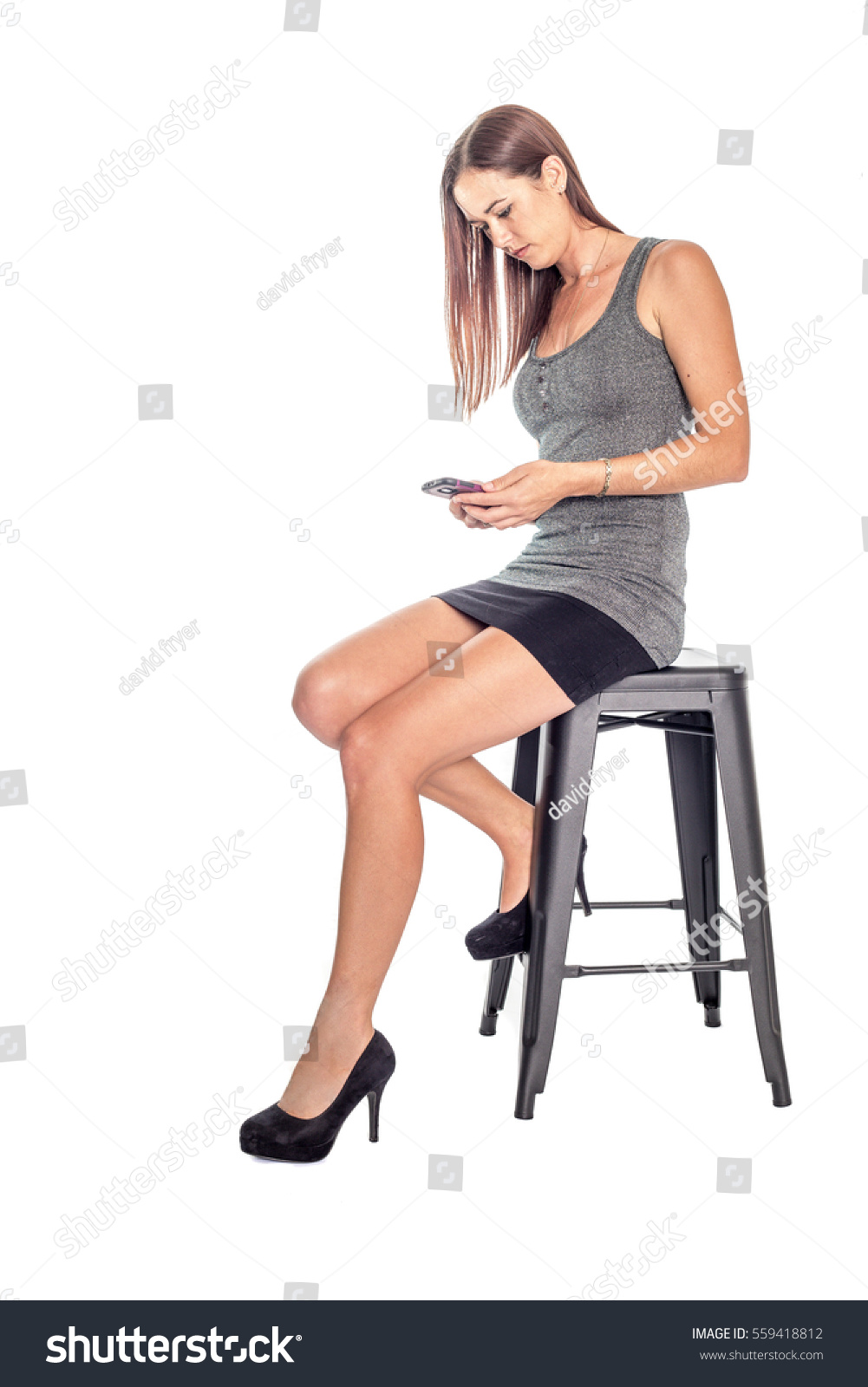 Person Sitting On Short Stool Www Pixshark Com Images