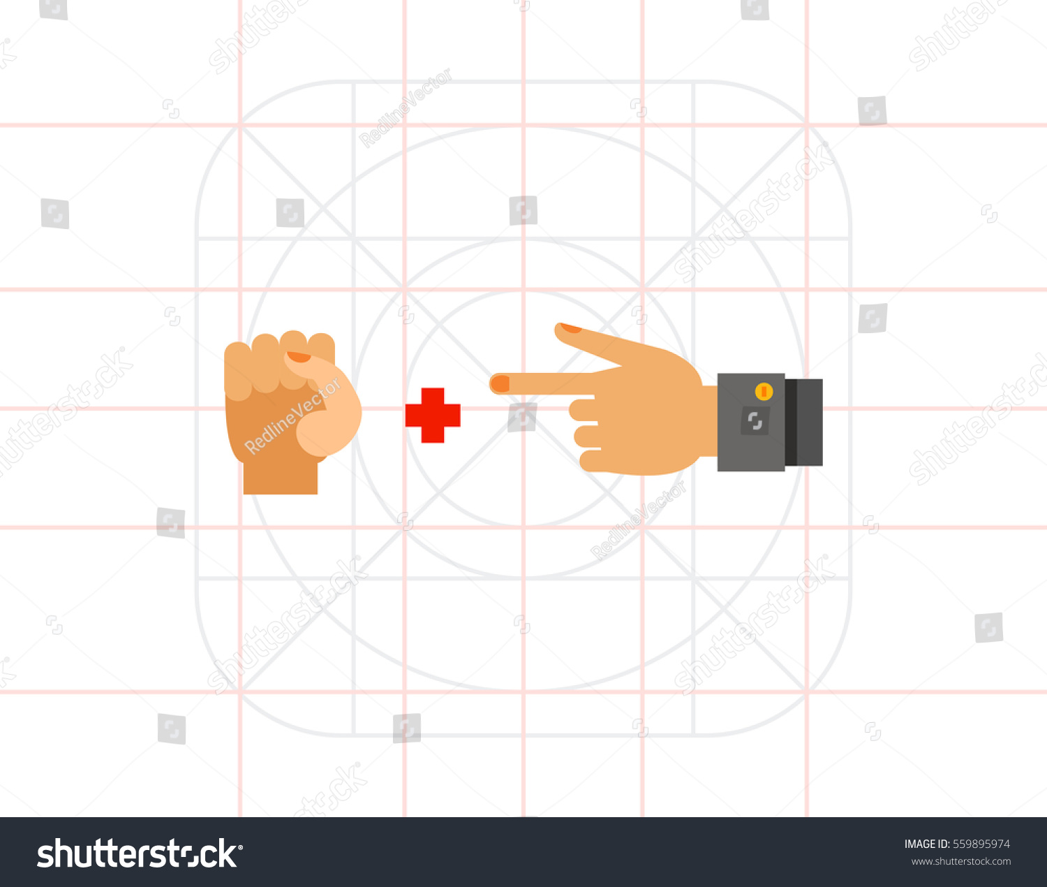 Hands Showing Sex Intercourse Icon Stock Vector 559895974 - Shutterstock-7685