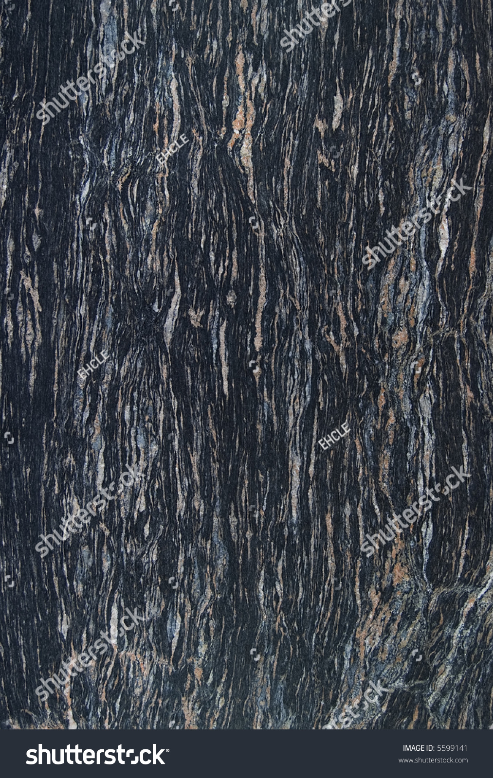 Dark Brown And Black Granite Marble Texture