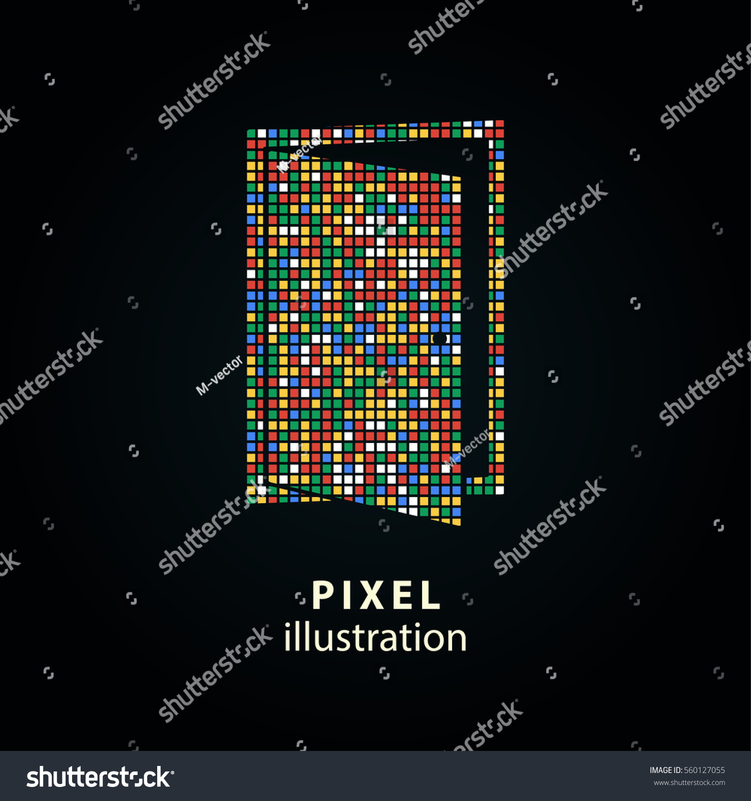how to change a photo pixels