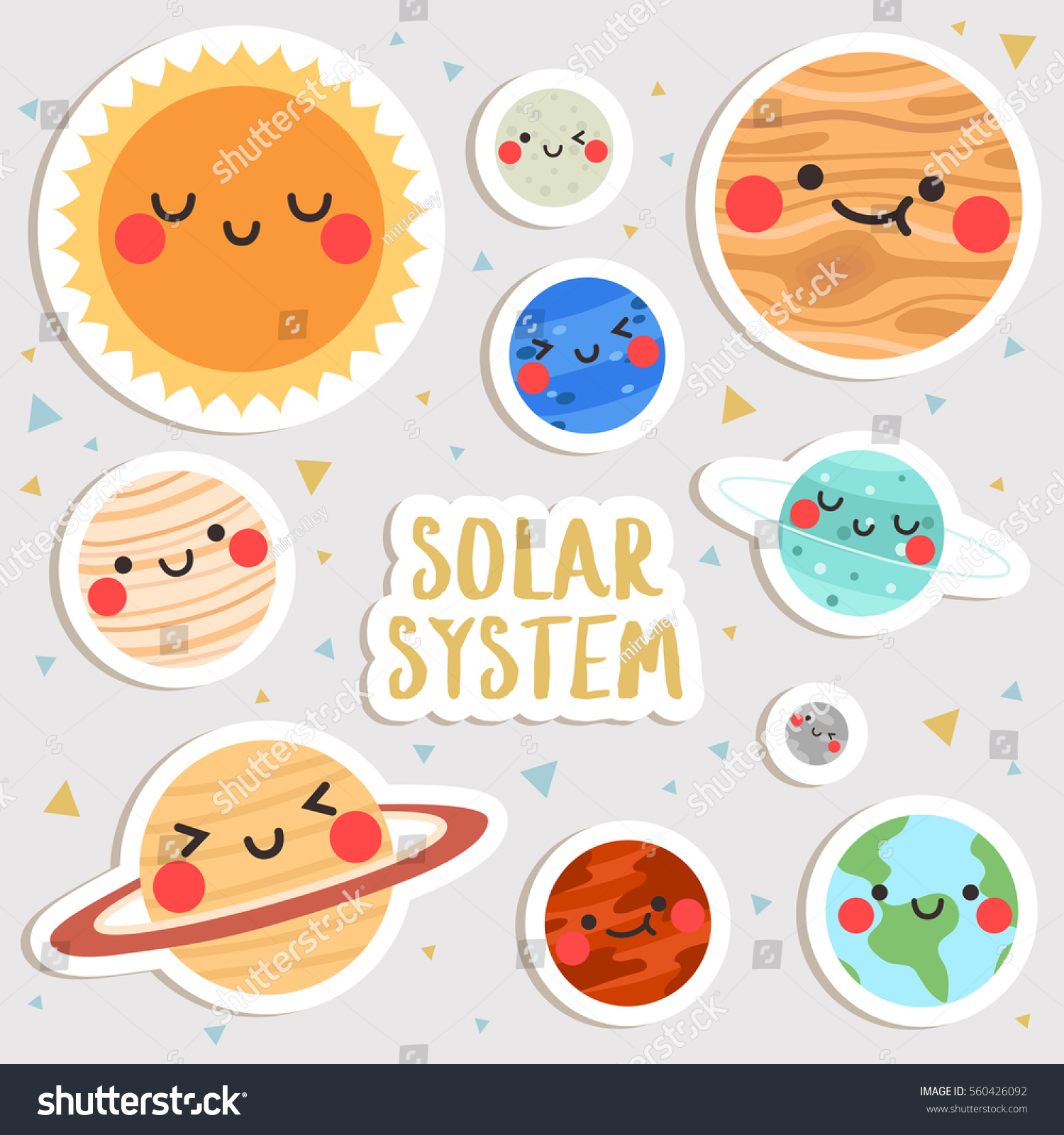 cute solar system sign - photo #2