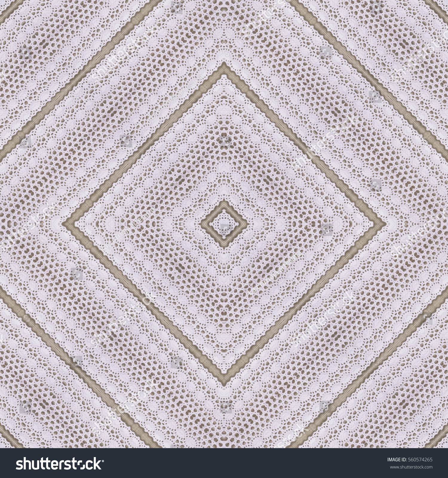 White Organic Cotton Crochet Lace Background Stock Illustration ...