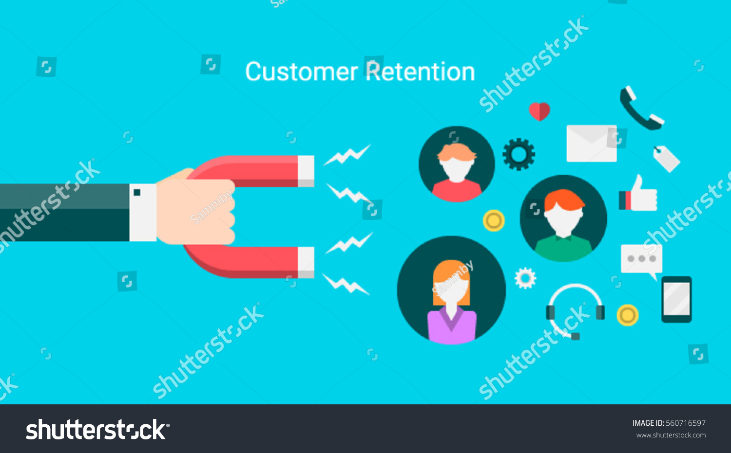 customer retention dissertations