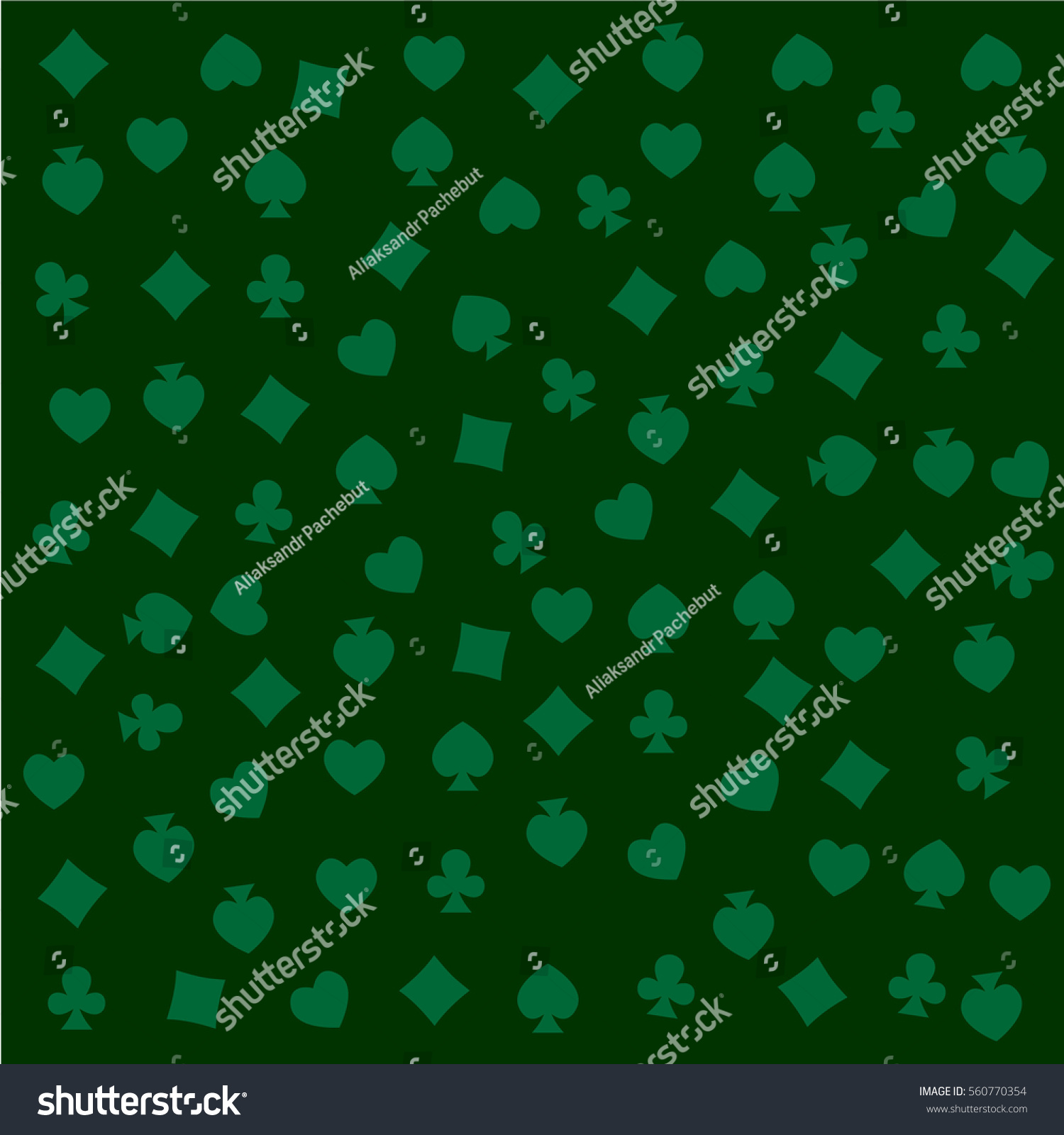 Seamless pattern made out casino symbols stock vector 560770354 the seamless pattern made out of casino symbols heart diamond spade and clubs biocorpaavc Gallery