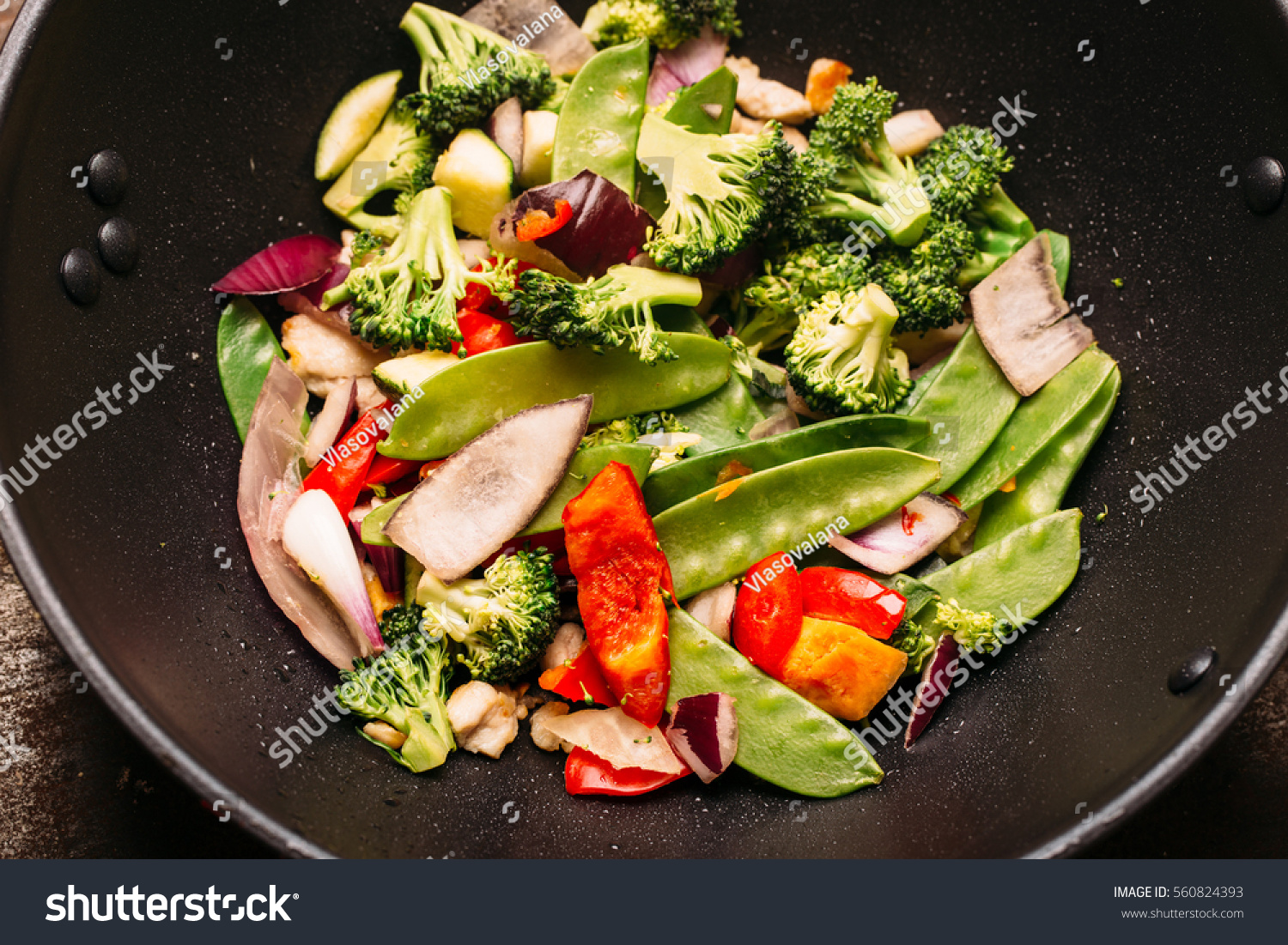 how to cook chinese food in a wok