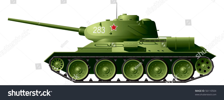 T34 Medium Tank  Military Factory