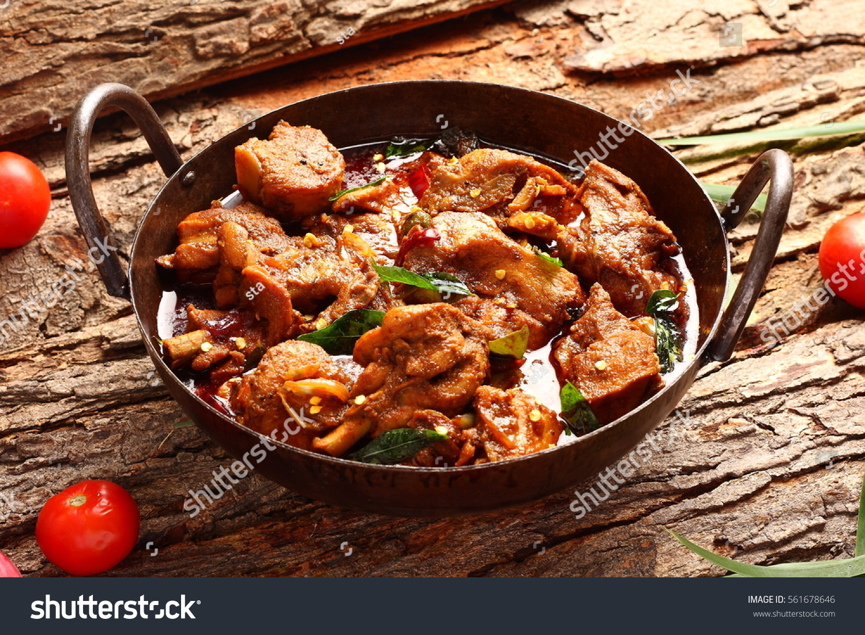Tasty butter chicken curry dish form stock photo 561678646 - Herve cuisine butter chicken ...