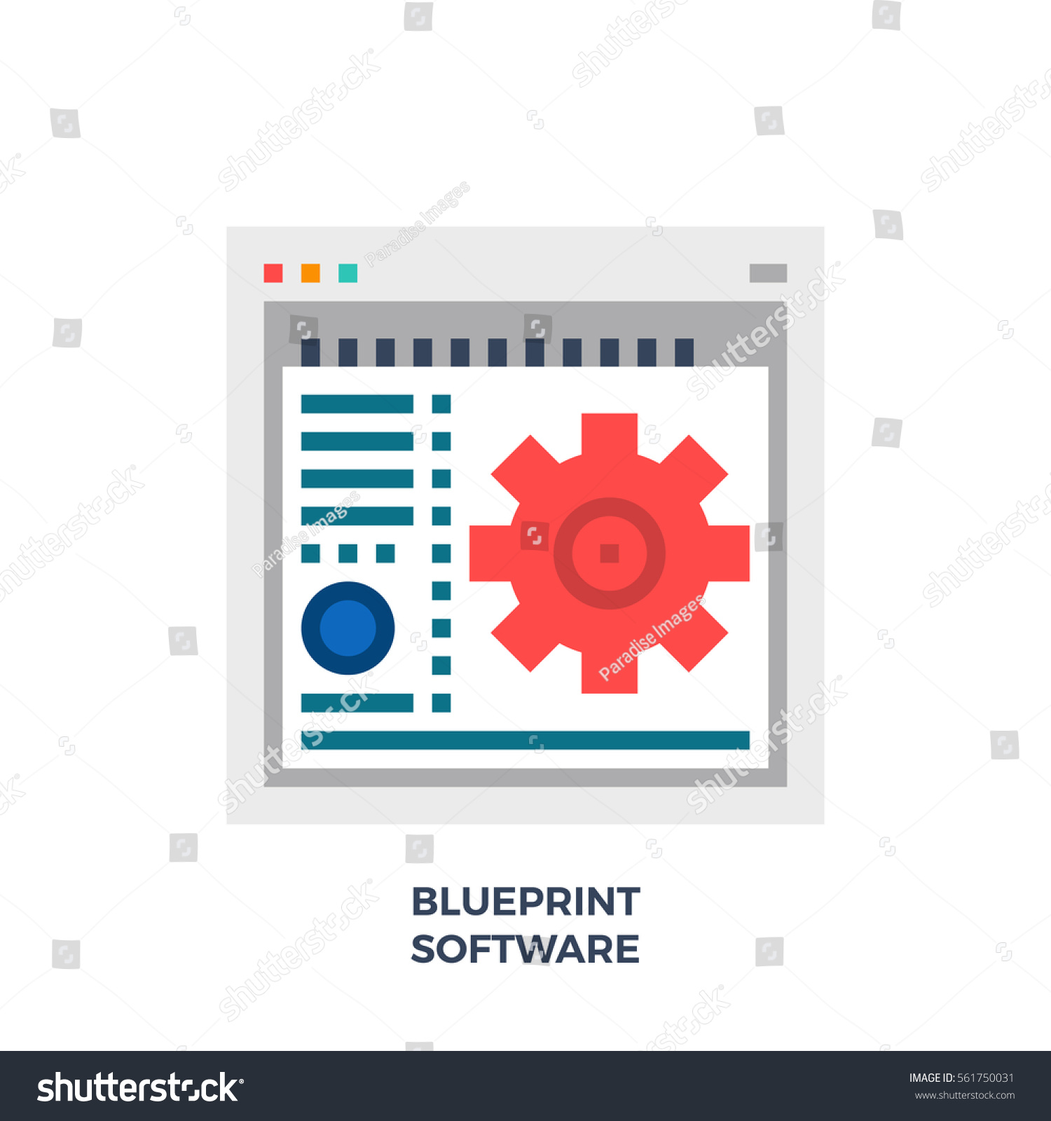 Software blueprint new style flat icon stock vector 561750031 software blueprint new style flat icon stock vector 561750031 shutterstock malvernweather Image collections