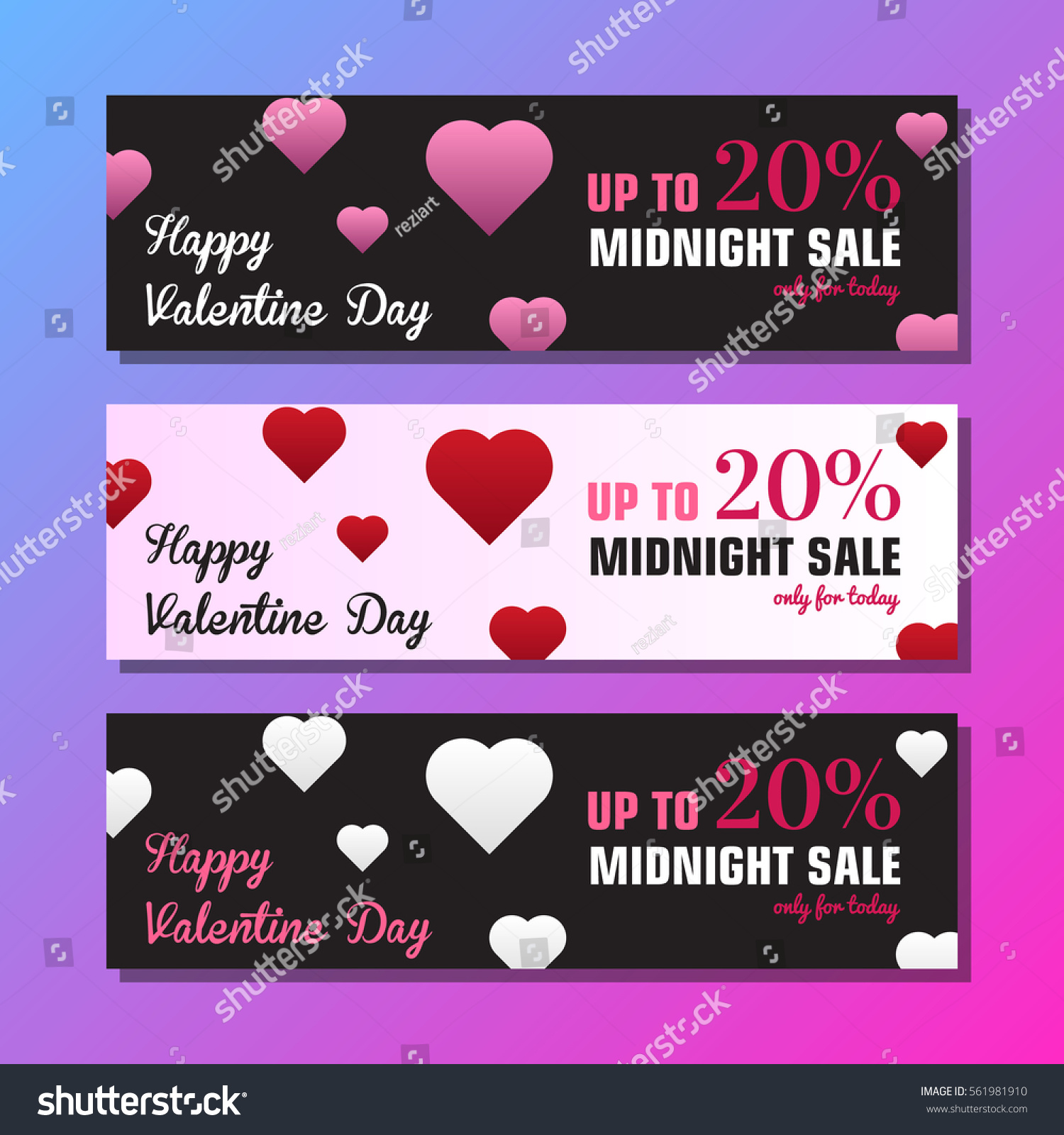 greeting card voucher discount sale price stock vector