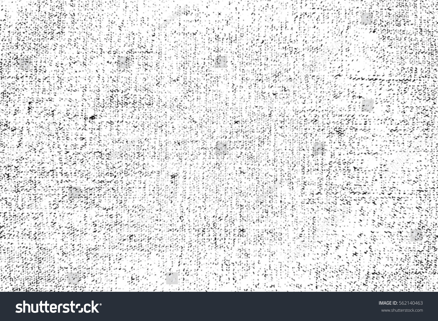 Distressed grainy thread overlay texture. Grunge cloth messy background. Dirty rough empty cover template. Rural rag wall backdrop. Weathered textile aging design element. EPS10 vector.