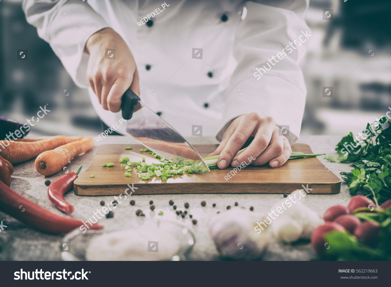 Restaurant Kitchen Photography