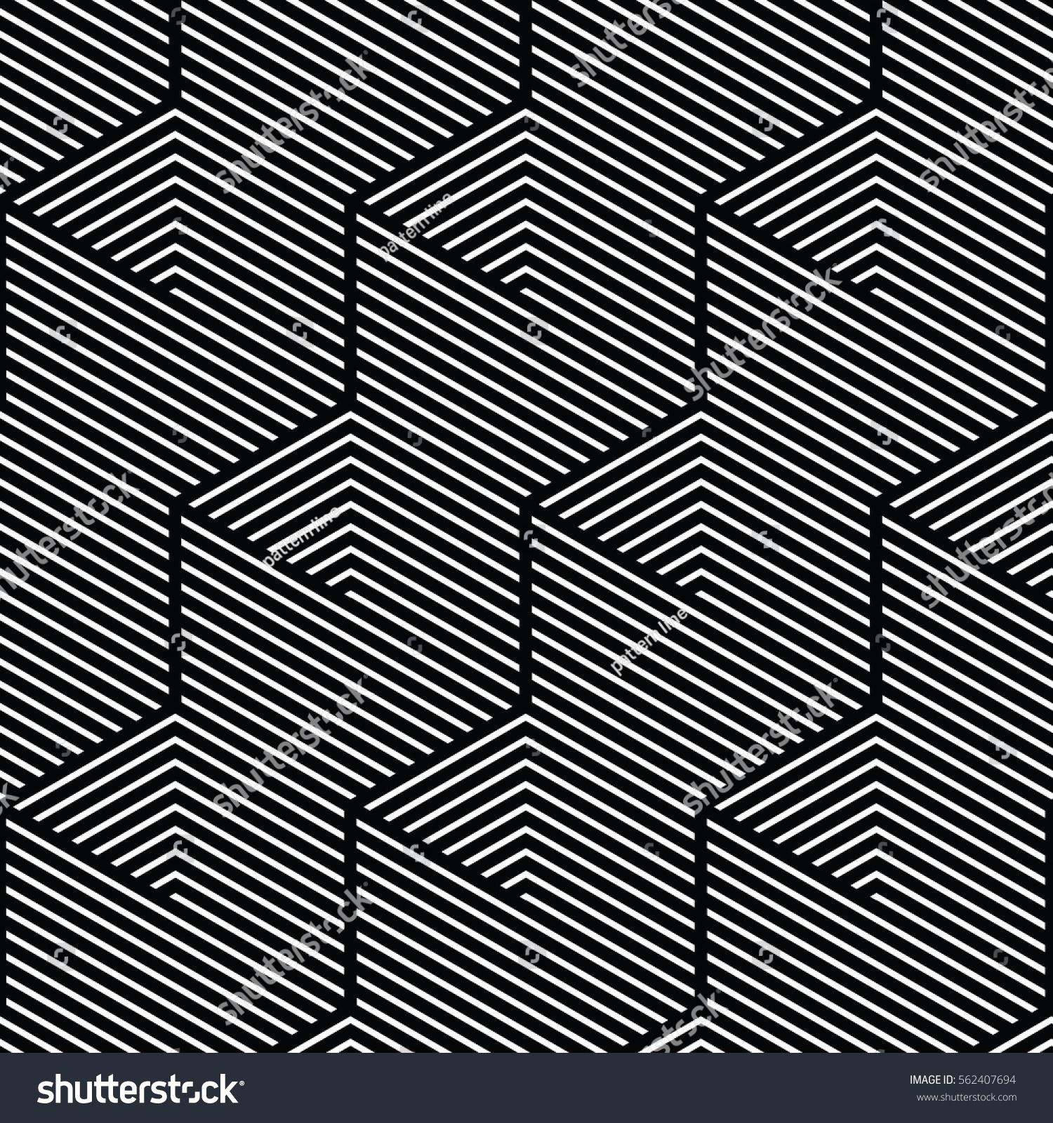 Line Texture Vector : White gray patternbackground line geometricmodern stylish