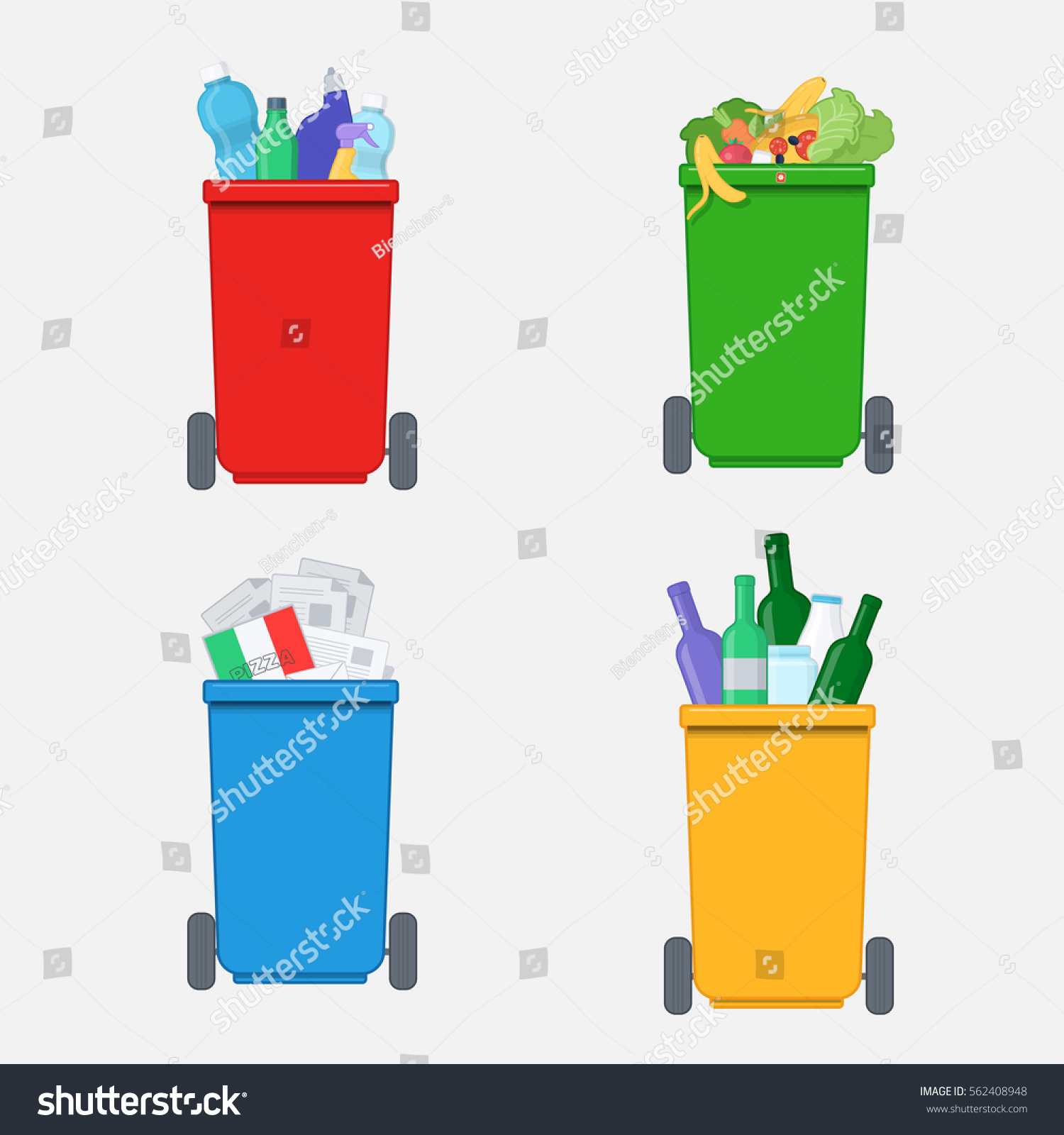 paper separation for recycling Should i put shredded paper in my recycling bucket  jersey statewide  mandatory source separation and recycling act), which was enacted.