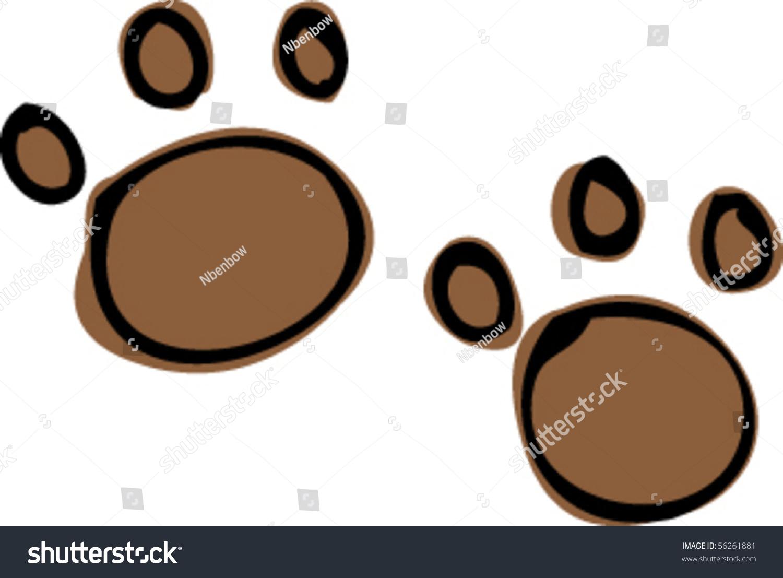 muddy dog clipart - photo #27