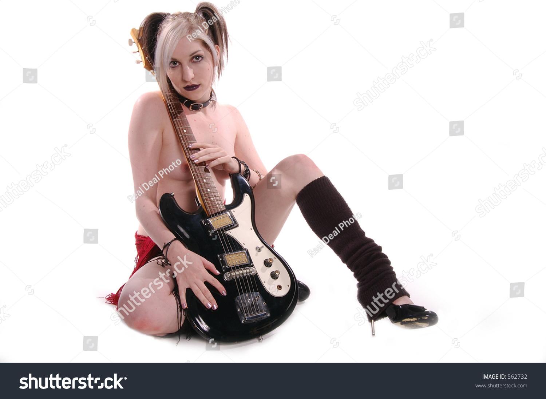 Consider, Naked guitar gothic senseless