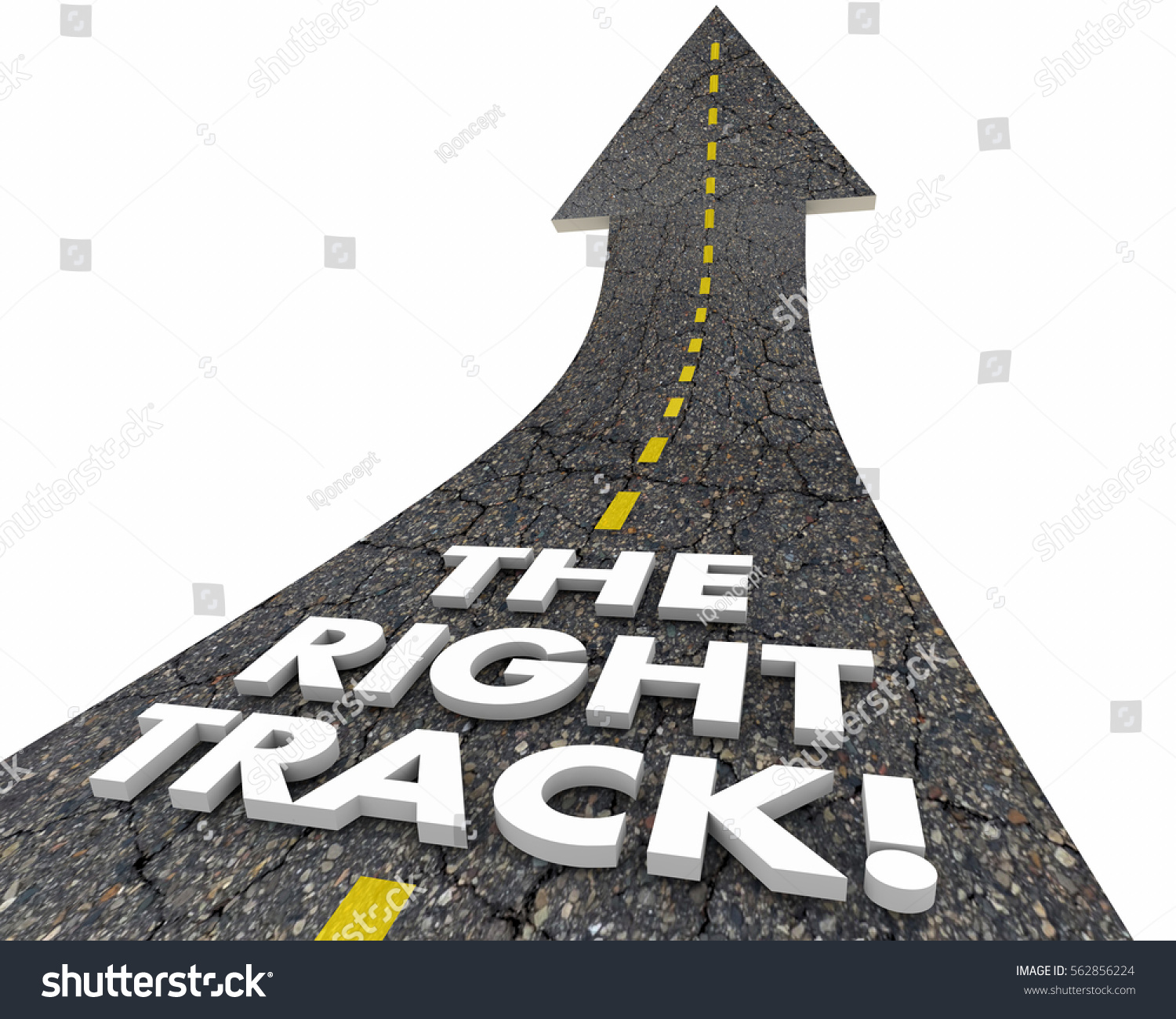 "More meanings of ""be on the right track"""