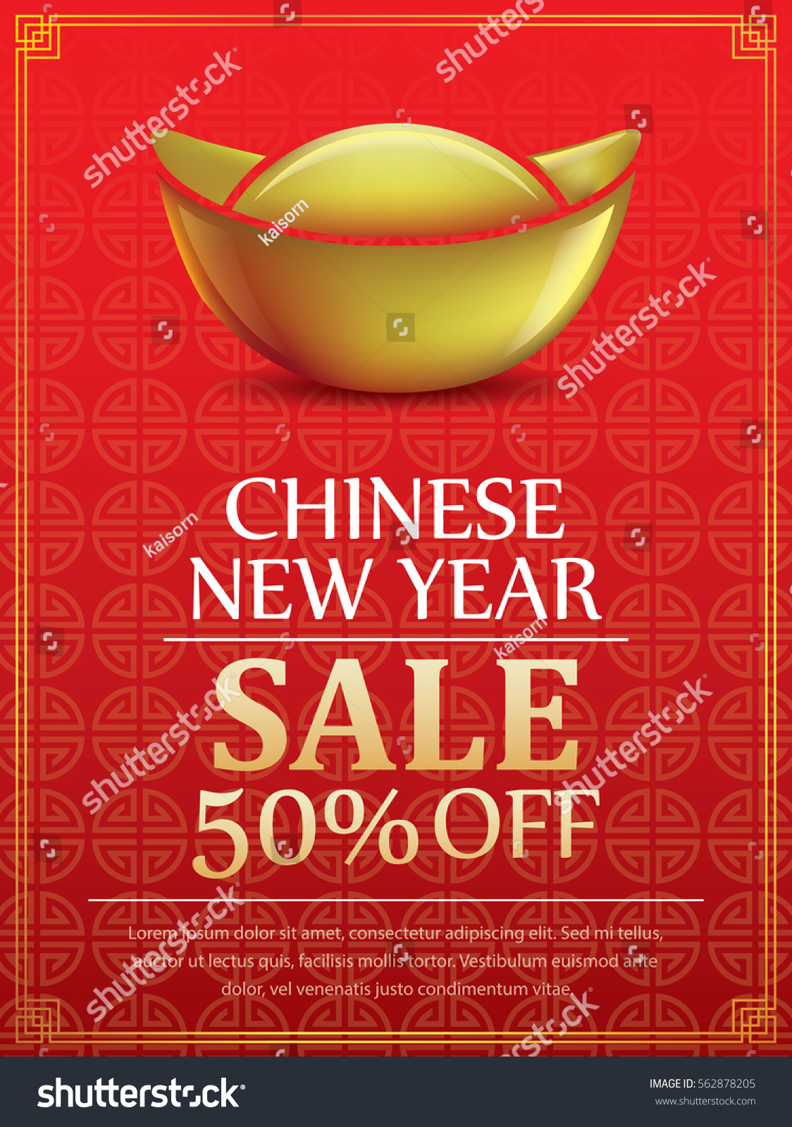 chinese new year sale voucher design stock vector royalty free 562878205 https www shutterstock com image vector chinese new year sale voucher design 562878205