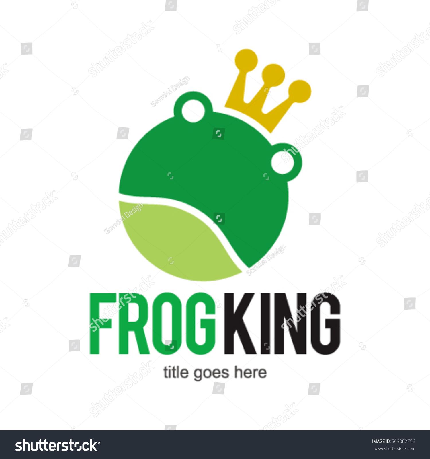 40 Impressive Frog Logo Designs  Naldz Graphics