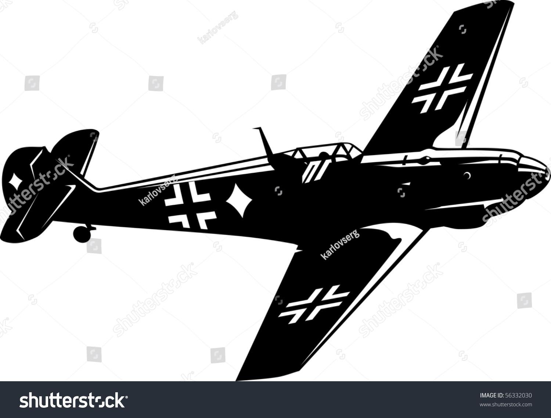 Similiar Airplanes Used In WW2 Clip Art Keywords