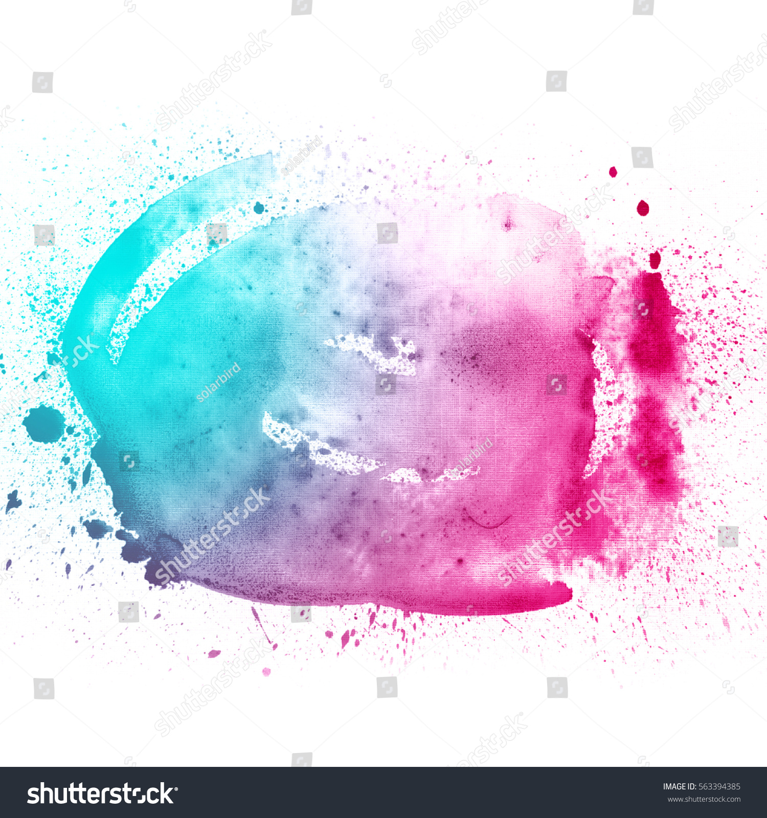 ombre red blue colorful texture abstract stock