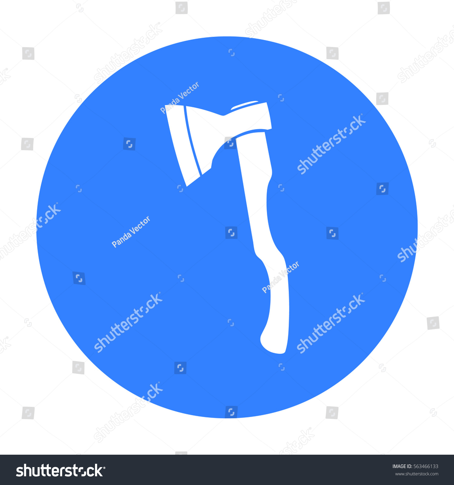 Axe icon black style isolated on stock vector 563466133 shutterstock axe icon in black style isolated on white background sawmill and timber symbol stock vector buycottarizona Choice Image