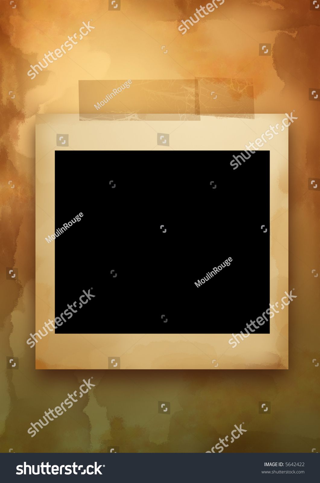 Old Paper Papyrus Empty Frame Stock Illustration 5642422 - Shutterstock