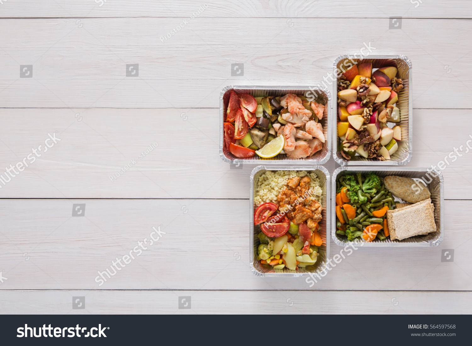 Low Carb Food Delivery Boxes
