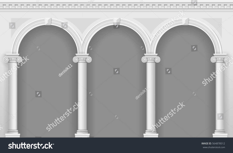 Renaissance Arch Wall Niche Medium 28 Images Niche