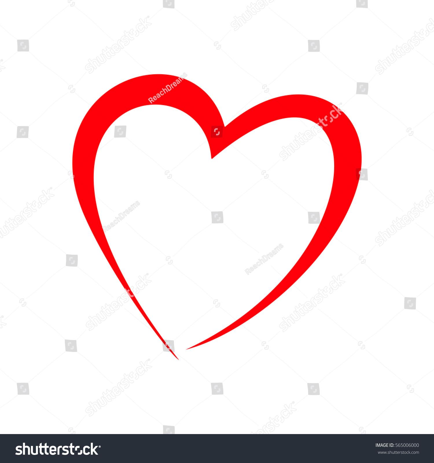 Red hearts set, Valentine day love adult xxl vintage wedding ...