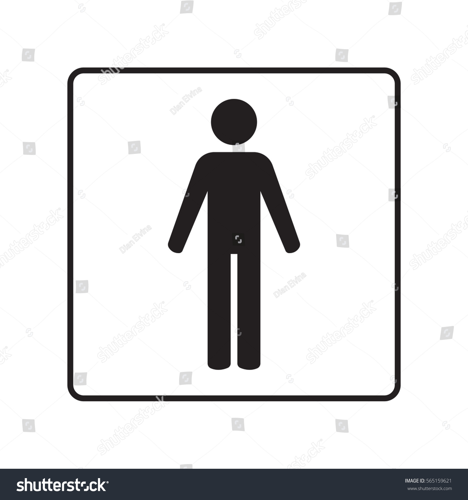 Men toilet sign stock vector 565159621 shutterstock men toilet sign biocorpaavc Choice Image
