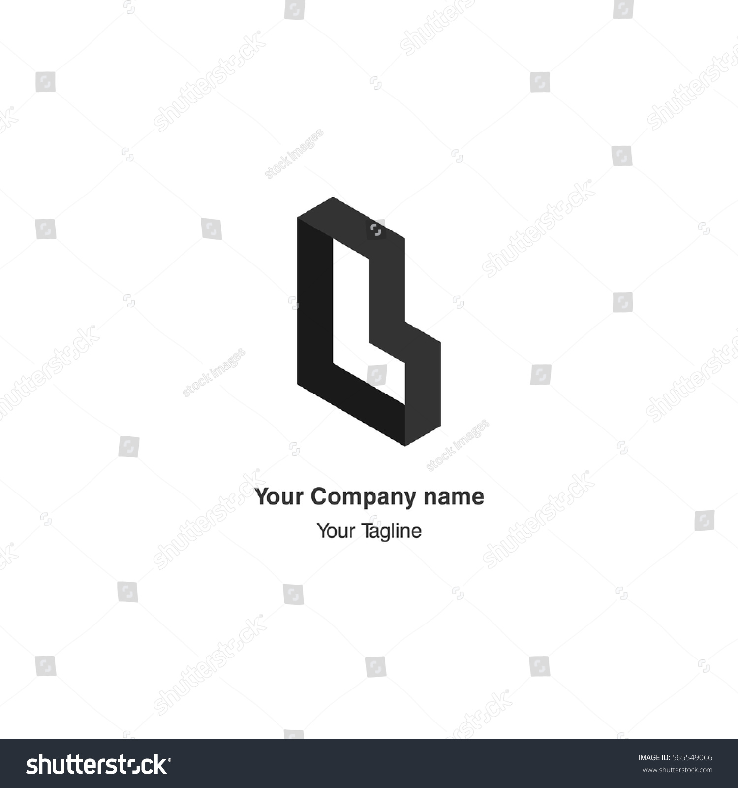 negative space letters negative space letters negative space letters by bleachofp 23758 | stock vector letter l logo monogram negative space black and white design element 565549066
