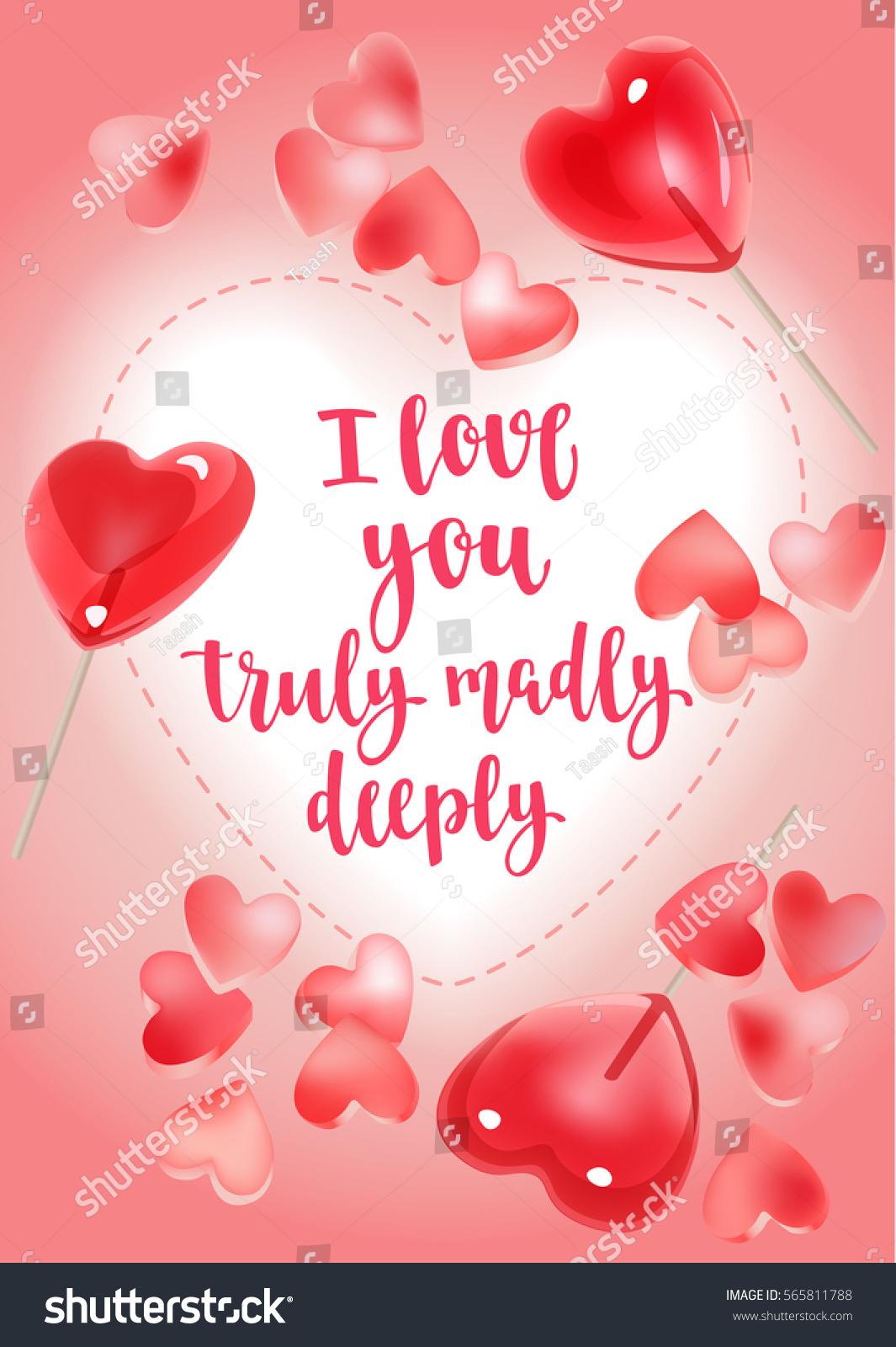 Handwritten Vintage Lettering Romantic Quote Vector Stock Vector 565811788    Shutterstock