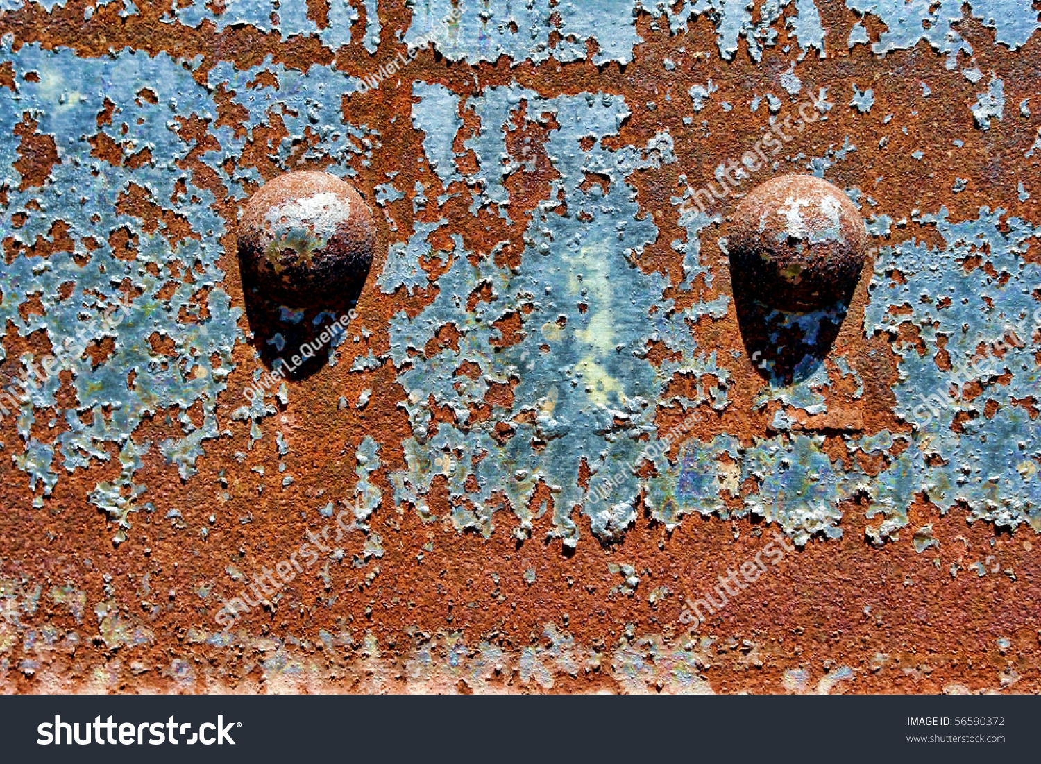 Grunge industrial background old peeling paint stock photo for Industrial paint for metal