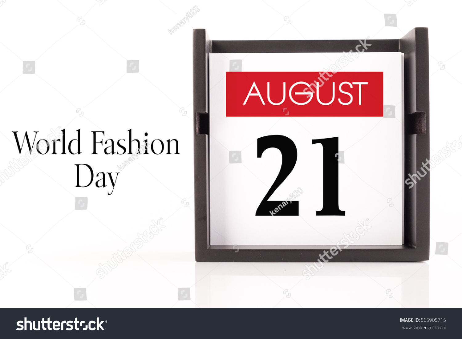 August 21 world fashion day calendar stock photo 565905715 august 21 world fashion day calendar on white background greeting message conceptual kristyandbryce Images