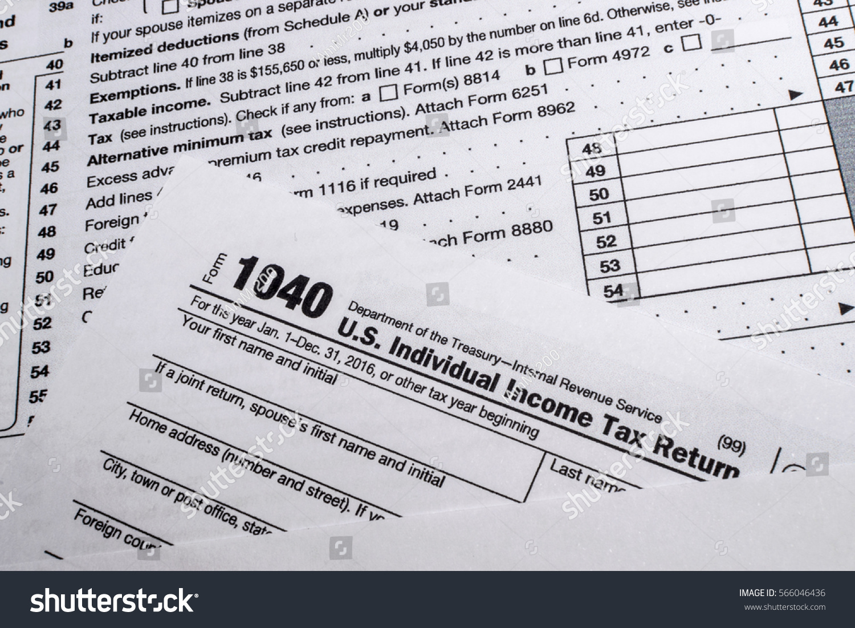 IRS Form 1040: US Individual Income Tax Return | EZ Canvas