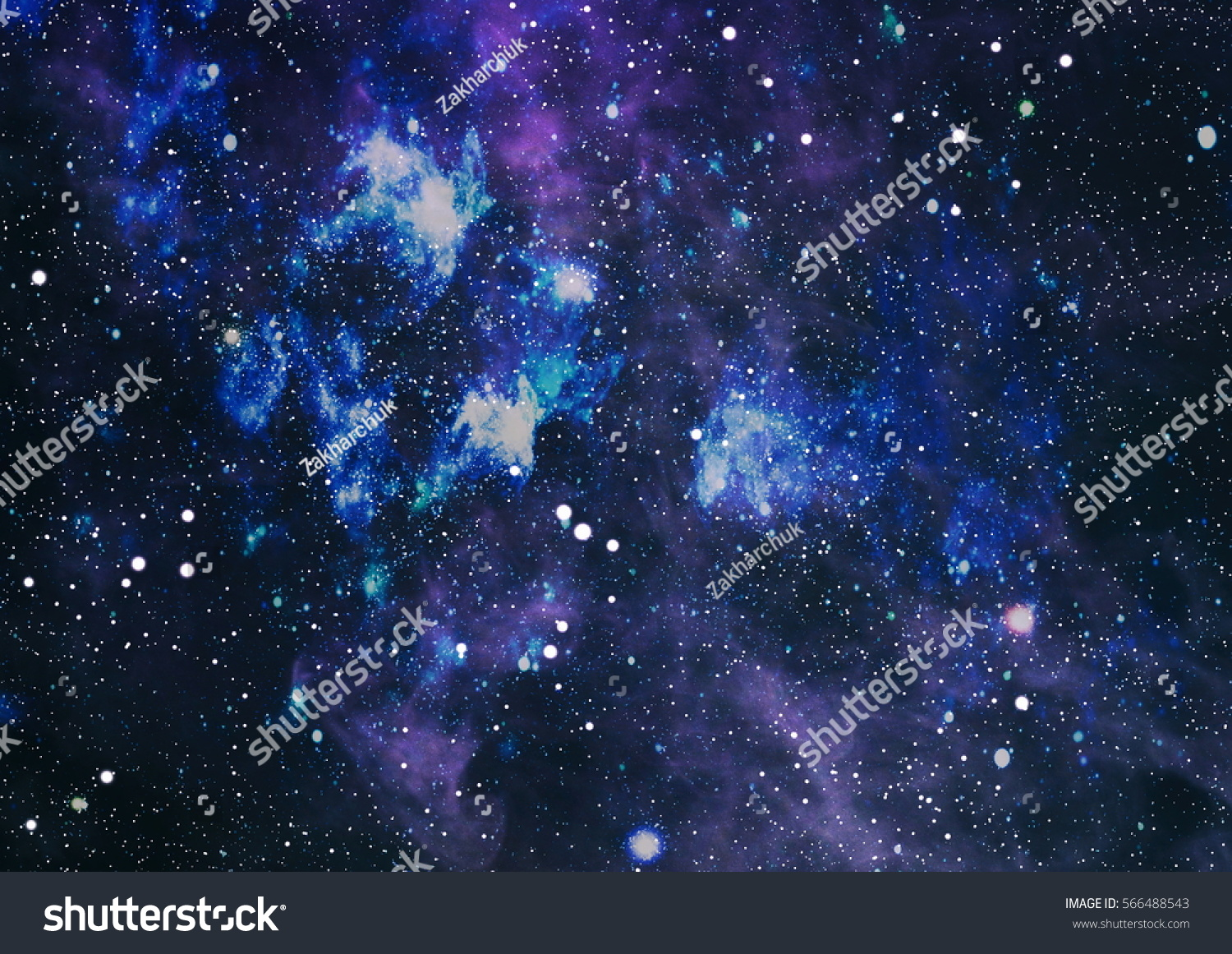 Deep Space High Definition Star Field Stock Photo Edit Now 566488543