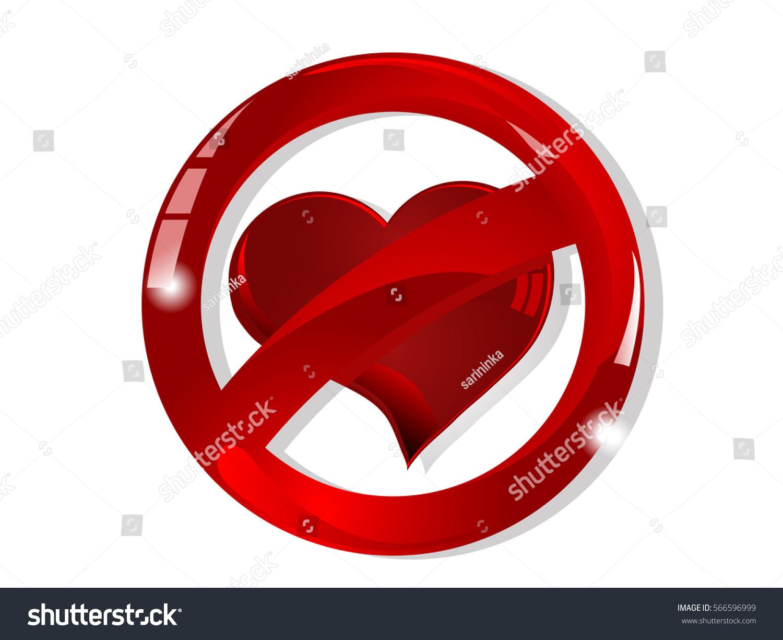 Forbidden Love Symbol