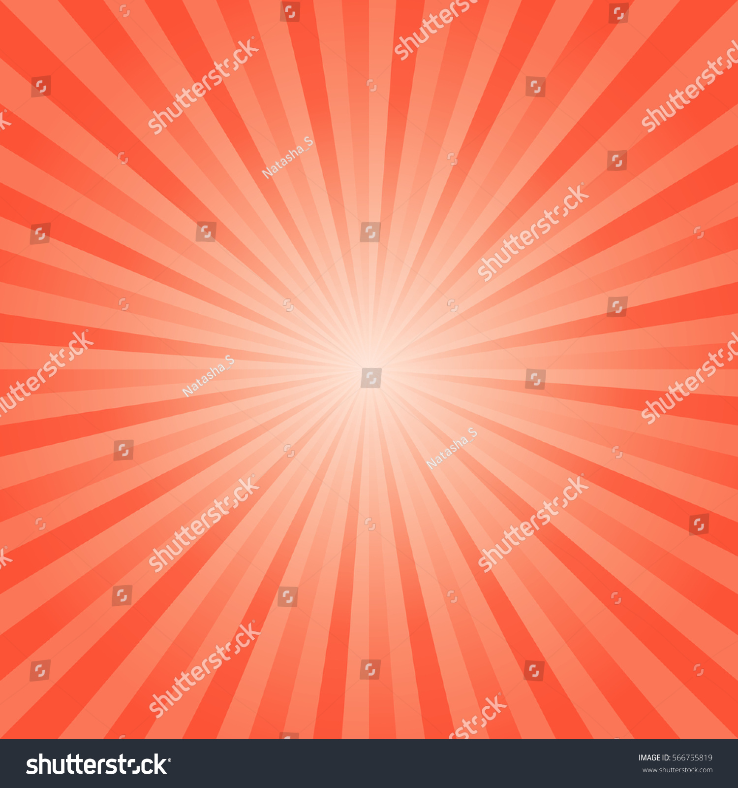 Abstract Bright Orange Technology Background Stock Vector - Image ...
