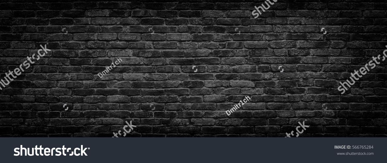 black stone wall texture. Dark Brick Wall, Texture Black Stone Blocks, High Resolution Panorama Wall