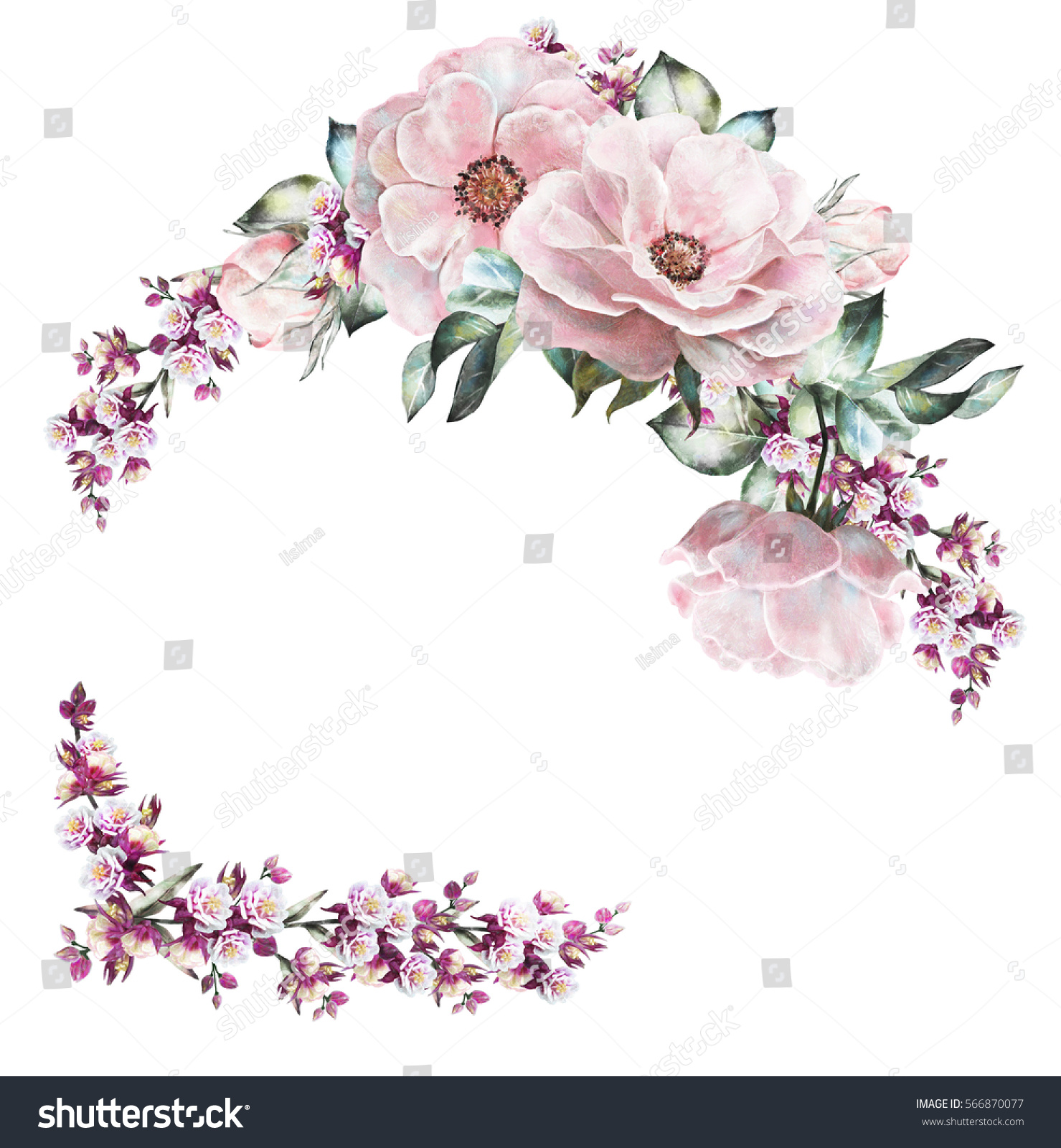 Photo Collection Cute Pastel Colored Flowers
