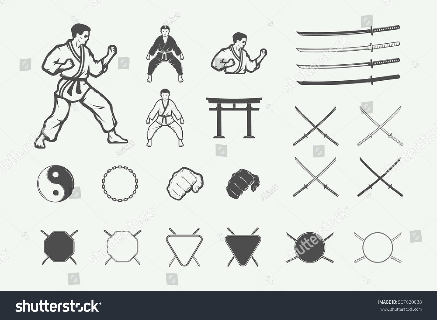 Types of martial arts: a selection of sites