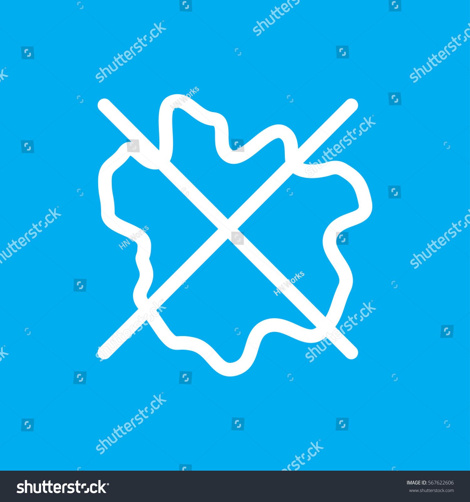 No wash icon illustration isolated vector stock vector 567622606 no wash icon illustration isolated vector sign symbol biocorpaavc