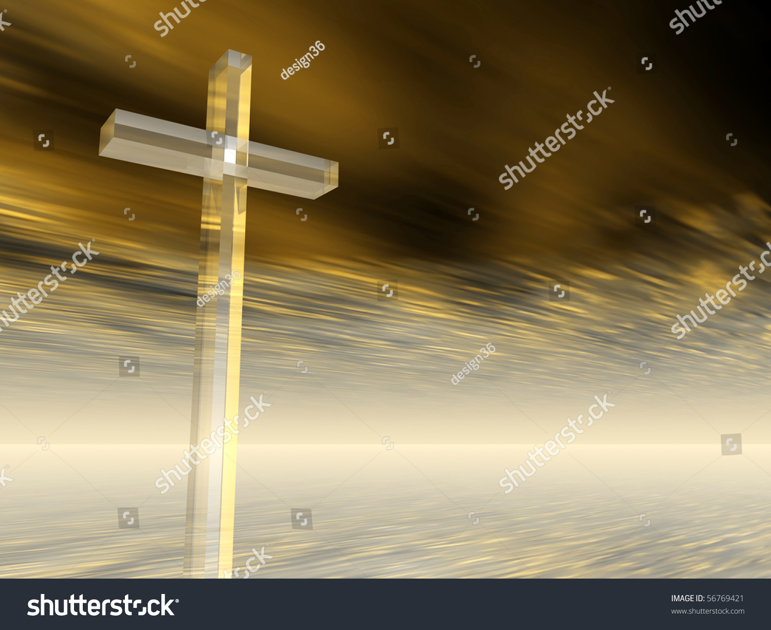 high resolution christian cross over a beautiful sky at sunset stock photo 56769421   shutterstock