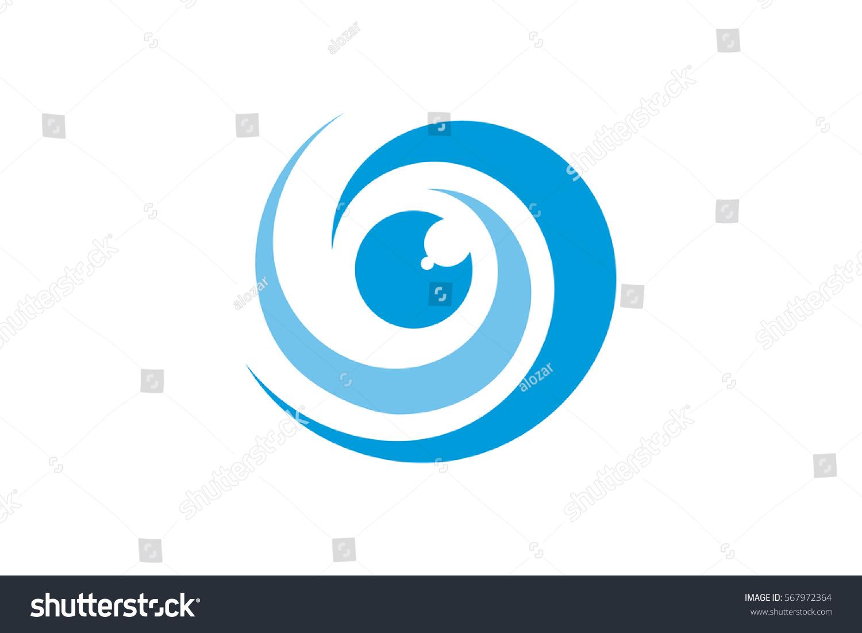 modern eye symbol can be used のベクター画像素材 ロイヤリティ