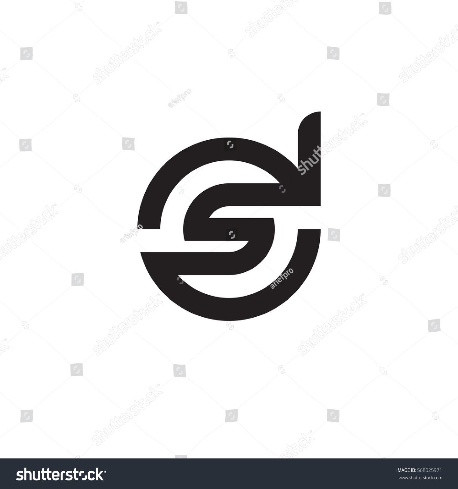 initial letter logo ds sd s stock vector royalty free 568025971 https www shutterstock com image vector initial letter logo ds sd s 568025971