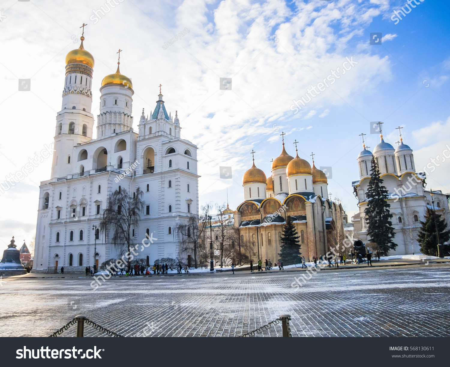 The Moscow Kremlin architectural ensemble: description, history and interesting facts 3