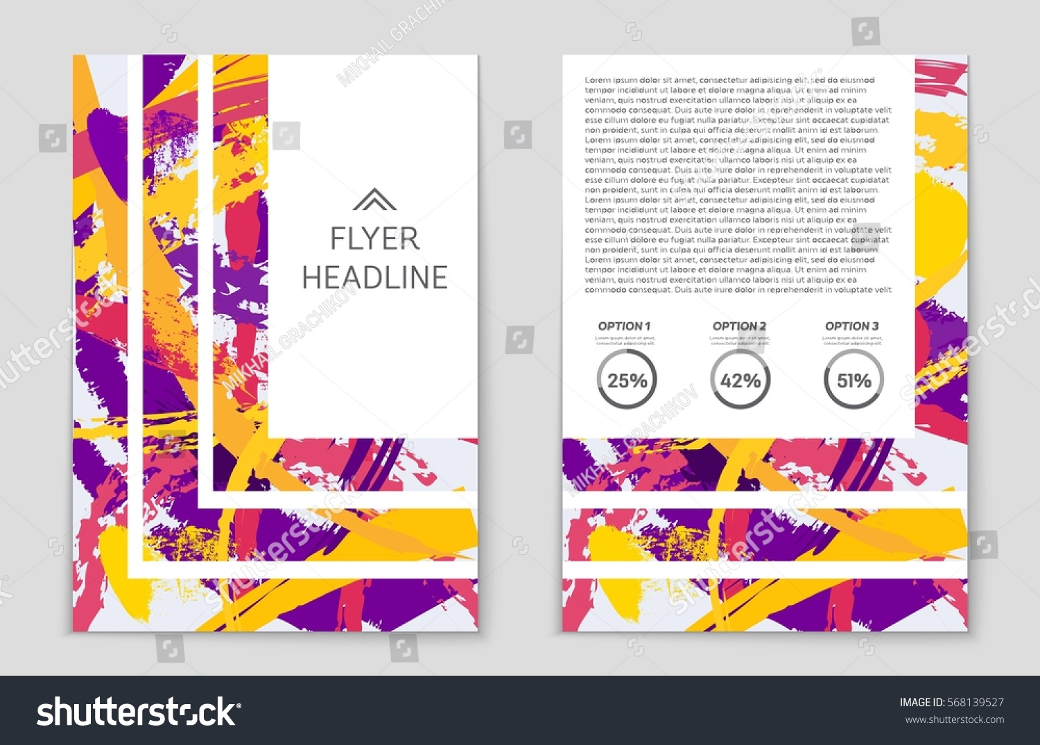 abstract vector layout background set for art template design abstract vector layout background set for art template design list front page
